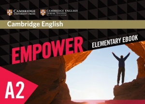 Cambridge University Press Empower ebook conversion Adult ELT Student's book