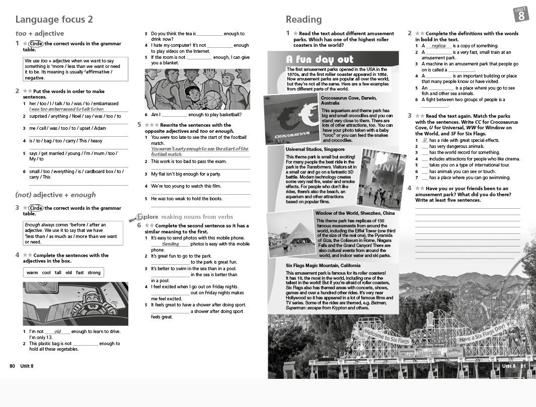 Cambridge University Press Eyes Open Secondary ELT Student's book