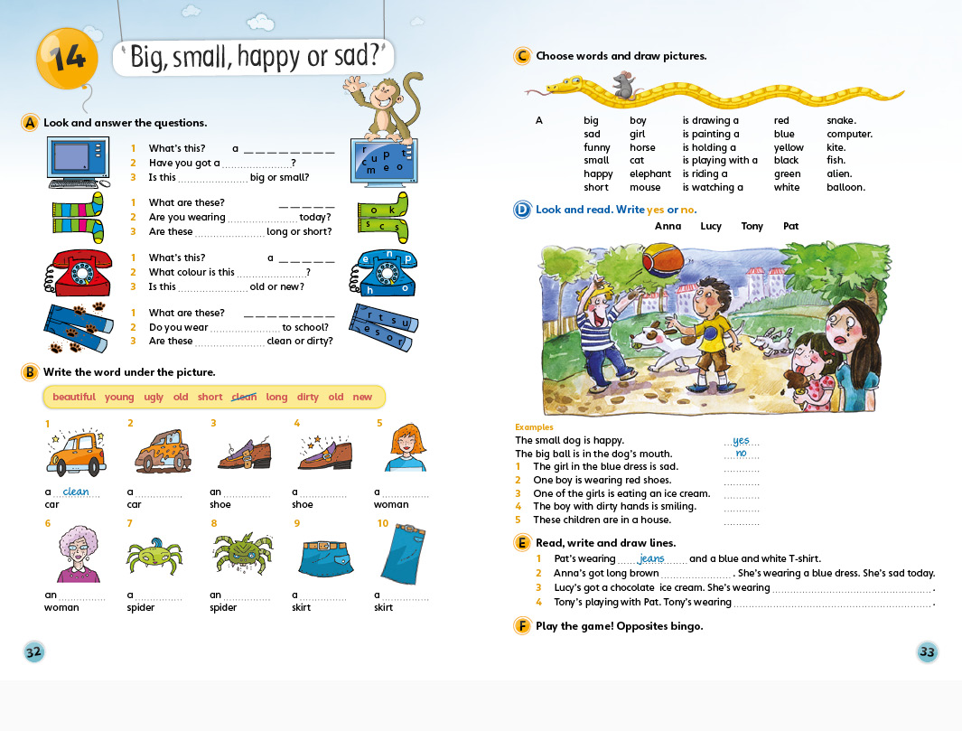 Cambridge University Press Fun For – Starters, Movers and Flyers Primary ELT Student's book