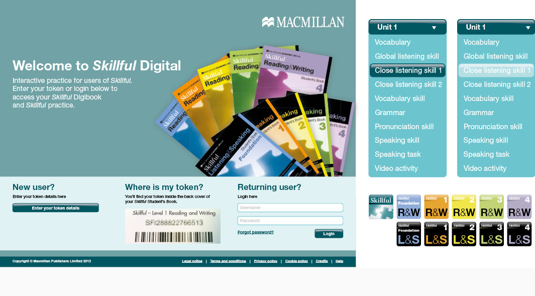 Macmillan Education Skillful Digital