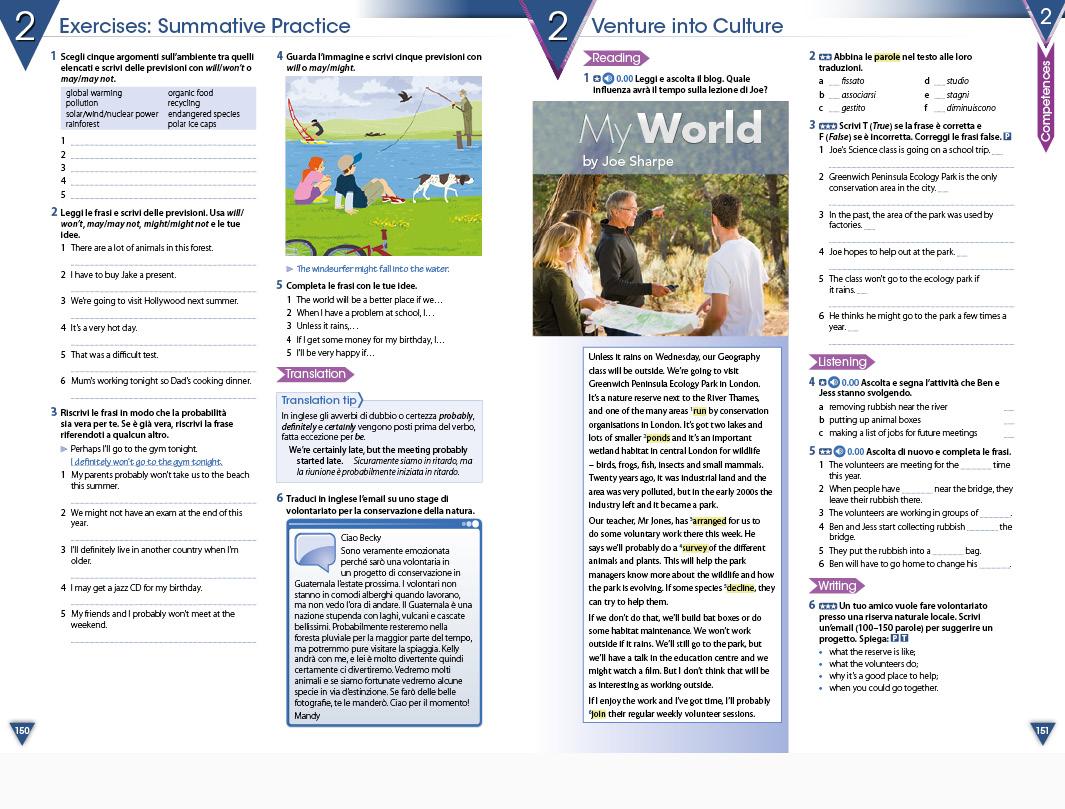 Oxford University Press Venture Secondary Student's book