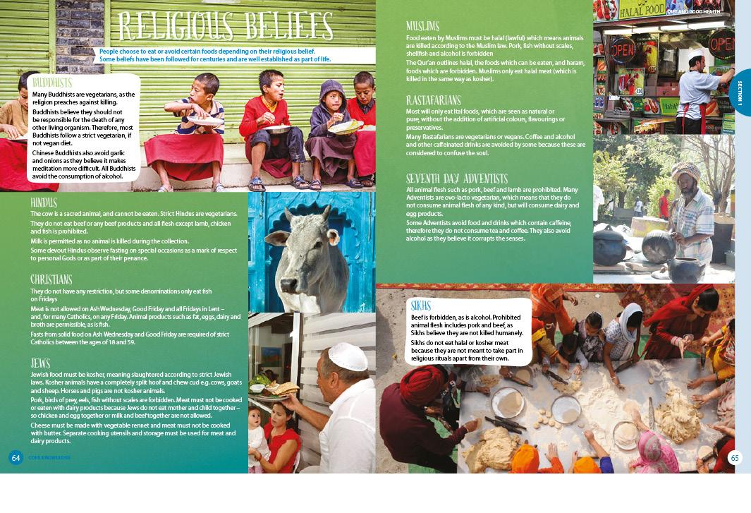 Illuminate Publishing GCSE Food Preparation and Nutrition