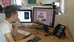 Tom design work experience
