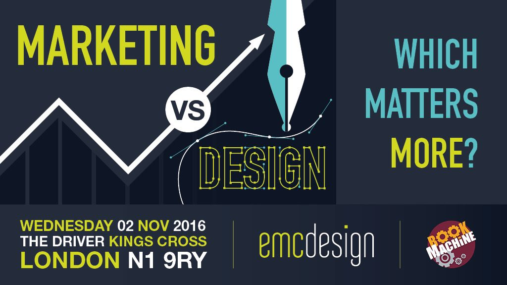 Marketing Vs Design - which matters more?