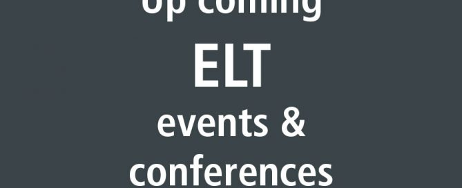 Up coming ELT event & conferences emc design