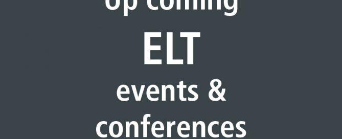 Up coming ELT event & conferences emc design