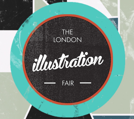 The London Illustration Fair EMC Design Creative Services photo researchers artwork commissioning