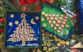 Advent, Christmas, tree, happy, holidays, festive